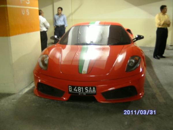 Ferrari F430 MD